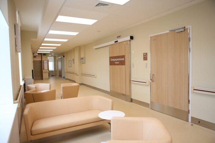 Центр амбулаторной онкологической помощи в Боткинской больнице принял первых пациентов