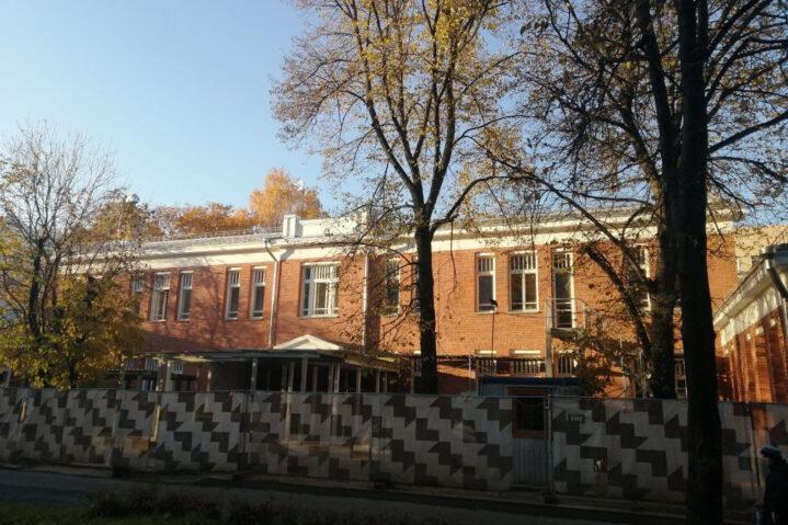 Паллиативное отделение Боткинской больницы ДЗМ переедет в исторический корпус №6.